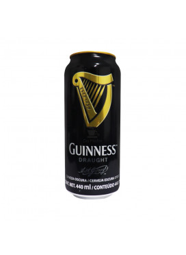 Cerveja Guiness Draught in Can 440ml