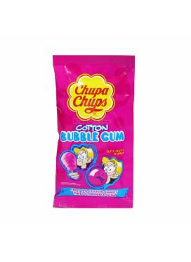 Chiclete Importado Chupa Chups Cotton Bubble Gum 11g