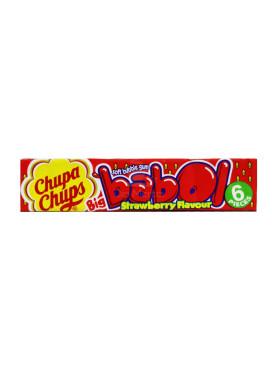 Chiclete Importado Chupa Chups Babol Strawberry
