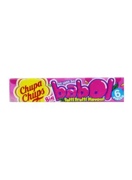 Chiclete Importado Chups Chupa Babol Tutti-fruti