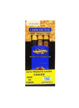Charuto Handelsgold Wood Tip Chocolate