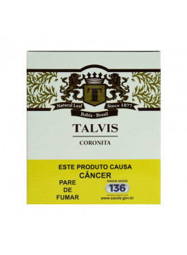 Cigarrilha Talvis Coronita Chocolate