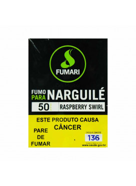 Essência Fumari Raspberry Swirl 50g