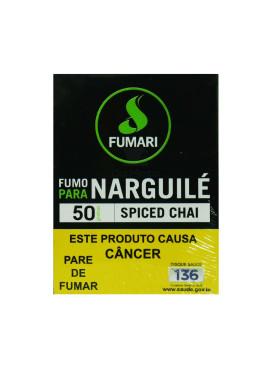 Essência Fumari Spiced Chai 50g