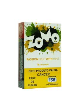 Essência Zomo Passion Fruit Whit Mint