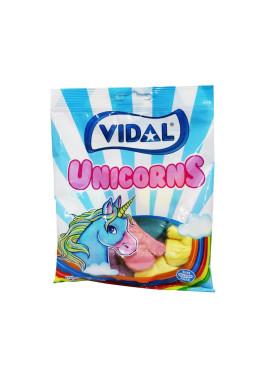 Bala de Goma Vidal Unicorns 100g