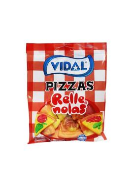 Bala de Goma Vidal Pizzas 100g