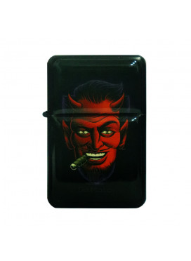 Isqueiro Clássico Devil