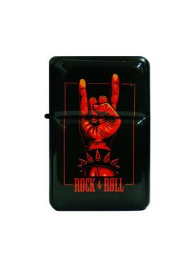 Isqueiro Clássico Rock n Roll