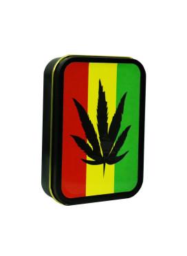 Lata de Metal Cannabis
