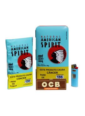 Lata de Tabaco American Spirit *Edição Limitada*