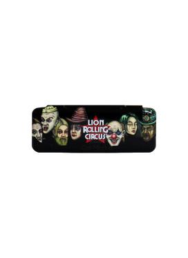 Porta Seda Lion Rolling Circus Mini Size Personagens