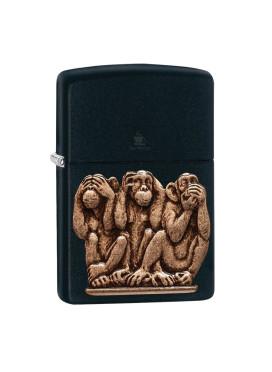 Isqueiro Zippo 29409 Three Monkeys