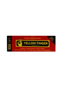 Piteira Yellow Finger Big Brown