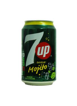 Refrigerante 7up Mojito