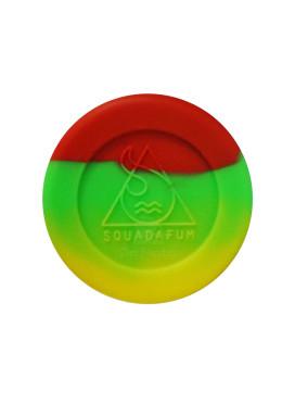 Slick Squadafum 10ml Verde, amarelo e vermelho