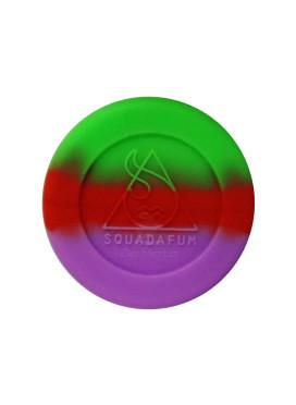 Slick Squadafum 10ml Vermelho, verde e lilás