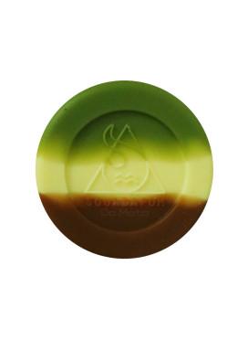 Slick Squadafum 10ml Marrom, creme e verde