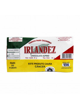 Tabaco para Cachimbo Irlandez Chocolate Alpino